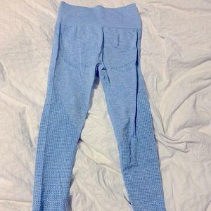 Gymshark Vital Seamless DUPE - baby blue